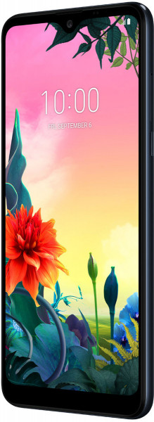 "LG K50s DualSim Aurora Black 32GB LTE Android Smartphone 6,5"" Display 13 MPX"