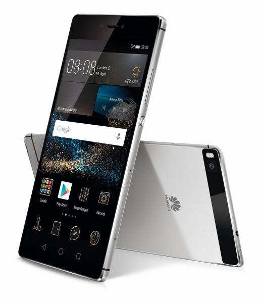 "Huawei P8 grau 16GB LTE Android Smartphone ohne Simlock 5,2"" Display 13 MPX"