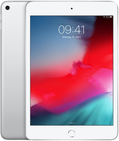 Apple iPad mini 5 (2019) Silber 256GB WI-Fi + 4G