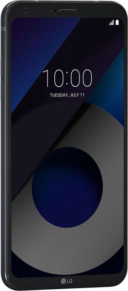 "LG Q6 Plus DualSim schwarz 64GB LTE Android Smartphone 5,5"" Display 13Megapixel"