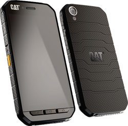 "CAT S41 DualSim schwarz 32GB LTE Android Outdoor Smartphone 5"" Display 13 MPX"