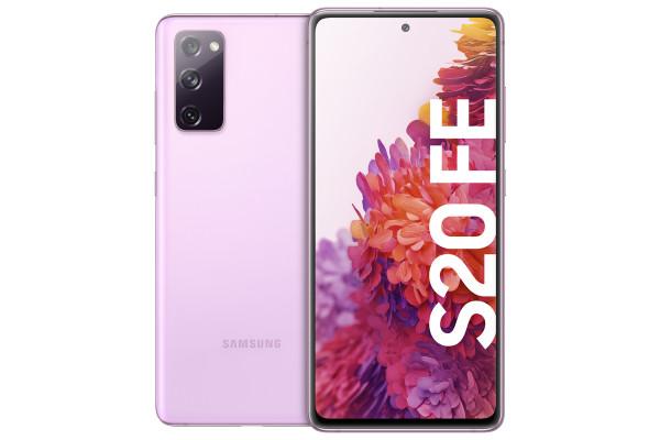 Samsung Galaxy G780F S20 FE DualSim cloud lavendel 128GB