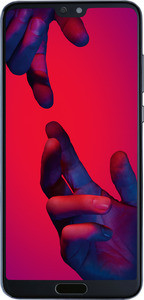 """Huawei P20 Pro blau 128GB LTE Android Smartphone 6,1"""" OLED Display 40 MPX"""