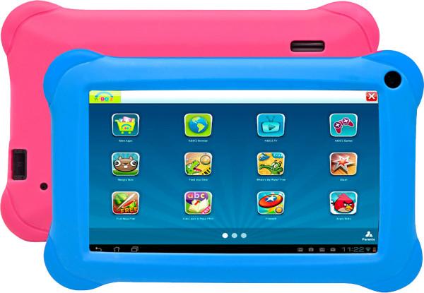 "Denver TAQ-70352K 7.0 BLUE/PINK 8GB WLAN Tablet ohne Vertrag 7"" Touchscreen"