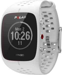 Polar M430 Pulsuhr small weiß Smartwatch Fitness Tracker GPS Herzfrequenz