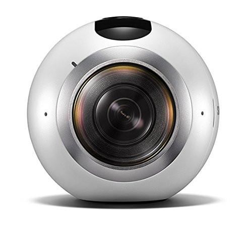Samsung Gear 360 Kamera weiß Samsung Smartphone Galaxy S6 S7 Edge Android