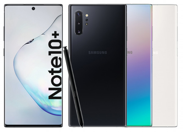"""Samsung N975F Galaxy Note 10+ DualSim 256GB LTE Android Smartphone 6,8"""" 12 MPX"""
