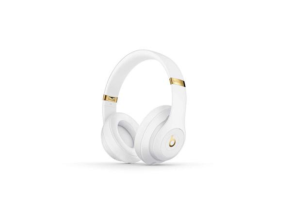 Beats by Dr. Dre Studio3 Wireless Kopfhörer weiß Noise Cancelling Mikrofon