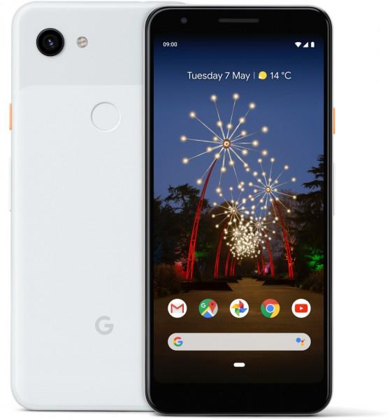 Google Pixel 3A weiß 64GB