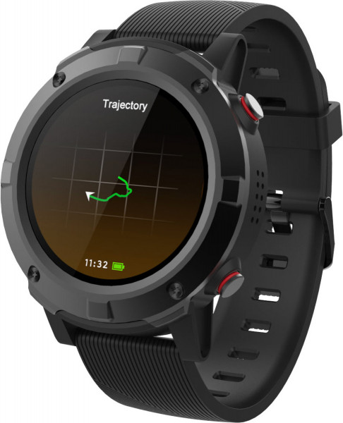 Denver SW-660 Smartwatch schwarz Bluetooth