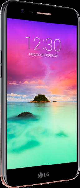 "LG K10 2017schwarz LTE Android Smartphone ohne Simlock 5,2"" Display 13 Megapixel"