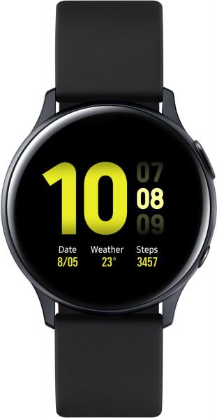 Samsung SM-R830NZ Galaxy Watch Active 2 Alu 40mm aqua black WLAN Puls GPS