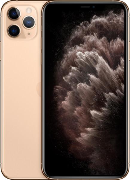 Apple iPhone 11 Pro Max gold 64GB