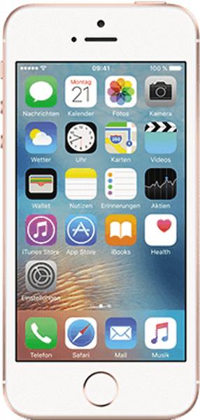 "Apple iPhone SE RoséGold 32GB LTE iOS Smartphone ohne Simlock 4"" Display 12MPX"