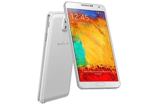"Samsung Galaxy Note 3 32GB weiß LTE Android Smartphone 5,7"" Display 13 Megapixel"