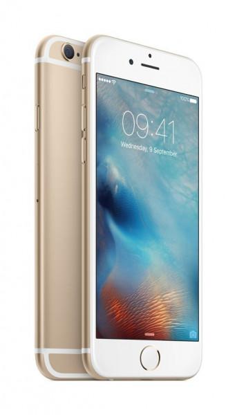 "Apple iPhone 6s 16GB gold IOS LTE Smartphone 4,7"" Display ohne Simlock 12 MPX"
