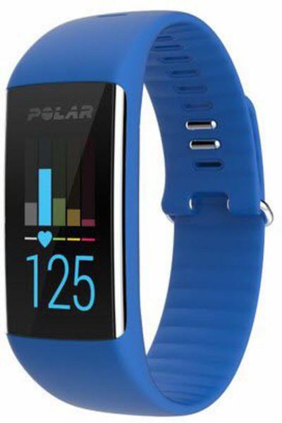 Polar A360 blau Sport Pulsuhr Fitness Tracker Schrittzähler Herzfrequenzmesser