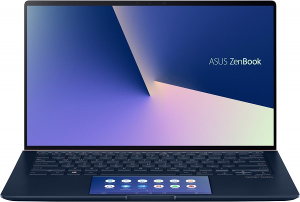 Asus ZenBook 14 UX434FAC-A5164T i5 8GB 512GB SSD blau Windows 10 Notebook