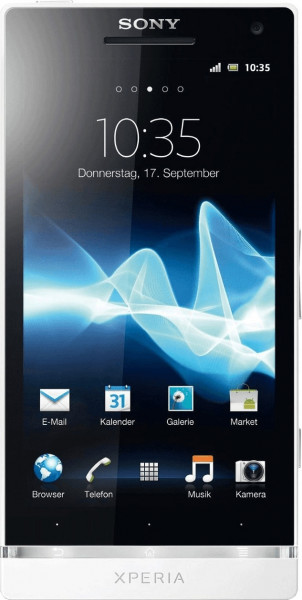 Sony Xperia S Weiß 32GB