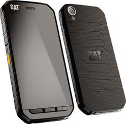 "CAT S41 DualSim schwarz 32GB LTE Android Outdoor Smartphone 5"" Display 13 MPX"