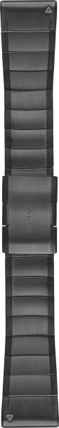 Garmin Ersatzarmband QuickFit® 26 Carbon Gray DLC Titanium