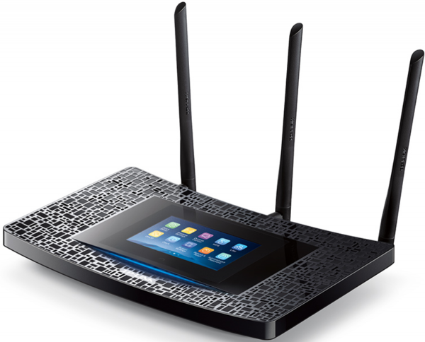 TP-Link RE590T AC1900 Touch Screen Dual Band WLAN Repeater