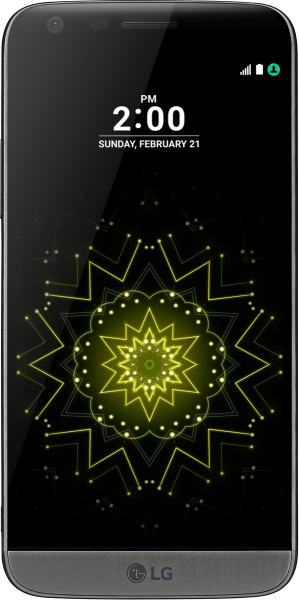 "LG H850 G5 grau 32GB LTE Android Smartphone ohne Simlock  5,3"" Display 16 MPX"