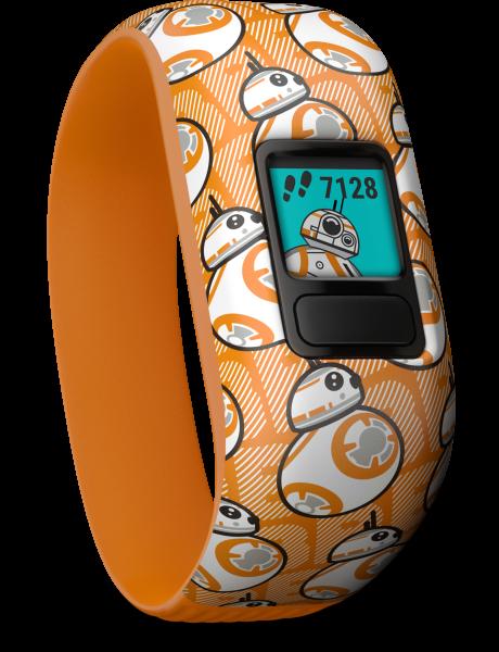 Garmin vivofit jr. 2 Star Wars, Größe XS, Bluetooth, Fitness Tracker,wasserdicht