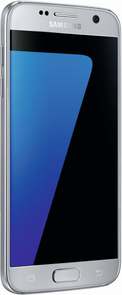 """Samsung Galaxy S7 silber 32GB LTE Android Smartphone 5,1"""" Display ohne Simlock"""