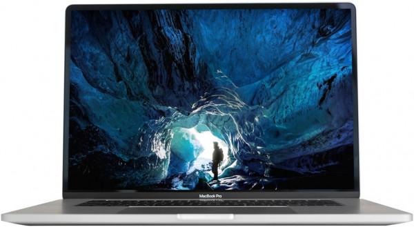 """Apple MacBook Pro 16"""" TB 6C i7 2,6 dt 16GB 1TB 5300M silber"""