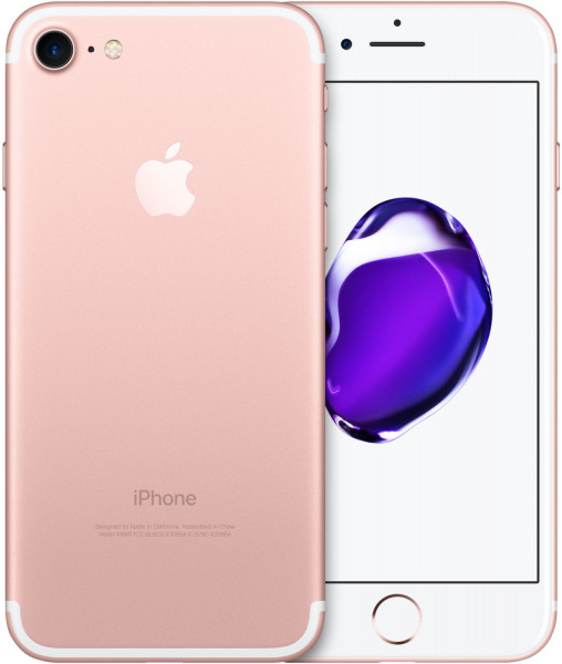 Apple iPhone 7 roségold 32GB REFURB