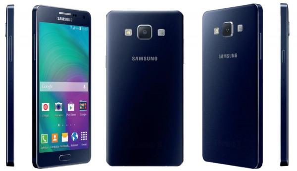 "Samsung Galaxy A5 schwarz 16GB LTE Andorid Smartphone 5"" Display 13 Megapixel"
