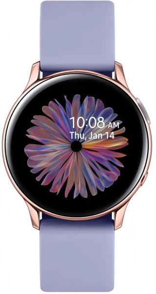Samsung R830NZ Galaxy Watch Active2 Alu 40mm violet