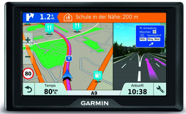 Garmin DRIVE 51 LMT-S EU 5 Zoll Display 46 Länder Bluetooth