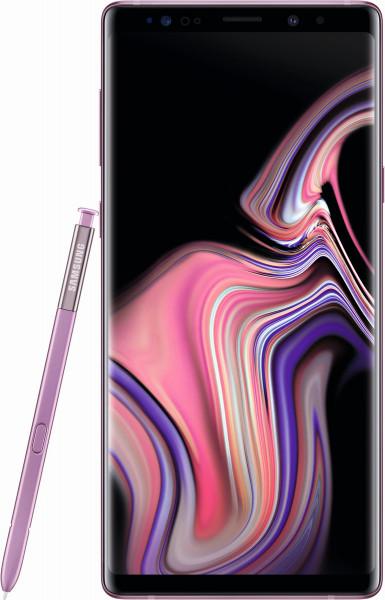"Samsung N960F Galaxy Note9 DualSim violett 128GB LTE Android 6,4"" 12 Megapixel"