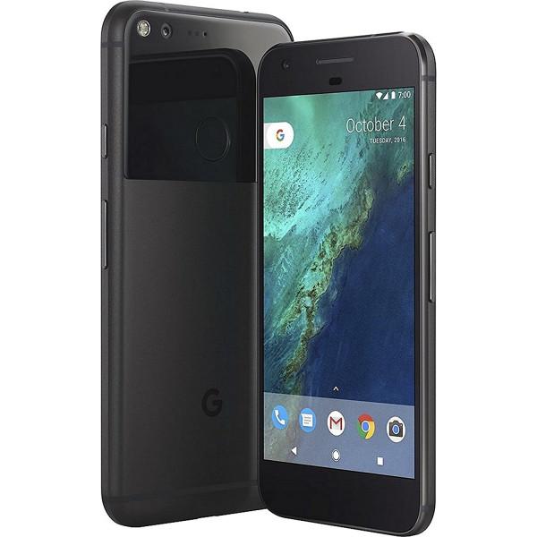 "Google Pixel anthrazit 32GB LTE Android Smartphone 5"" Display 12,3 Megapixel"