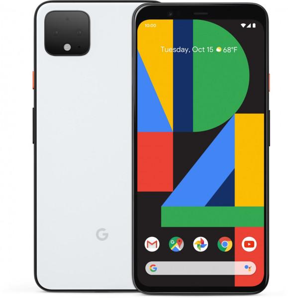Google Pixel 4 weiß 64GB