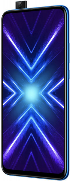 "Honor 9X DualSim Blau 128GB LTE Android Smartphone 6,59"" Display 48 Megapixel"