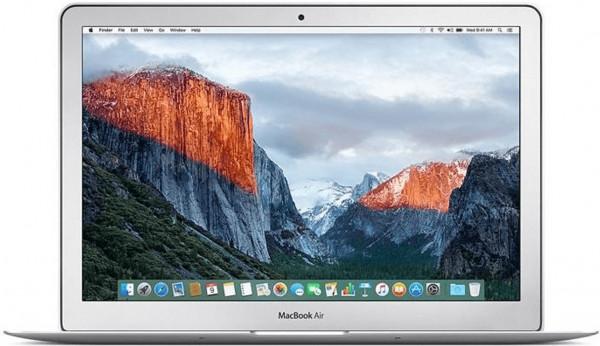 Apple MacBook Air 13.3 i5 1.8GHz 8GB 128GB SSD (2017)