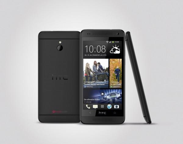 "HTC One mini schwarz LTE Android Smartphone ohne Simlock 16GB 4,3"" Display"