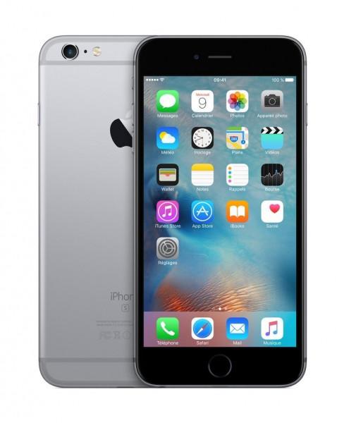 "Apple iPhone 6s Plus 16GB Spacegrau LTE iOS Smartphone ohne Simlock 5,5"" Display"