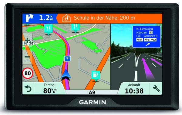 """Garmin DRIVE 51 LMT-S CE 5"""" Navigationsgerät Zentraleuropa Bluetooth POI"""