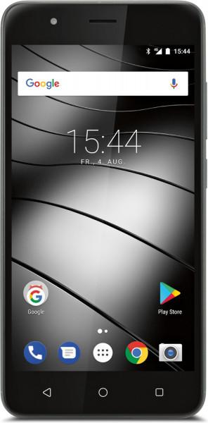 """Gigaset GS270 + schwarz LTE Android Smartphone 5,2"""" 13MPX Kamera"""