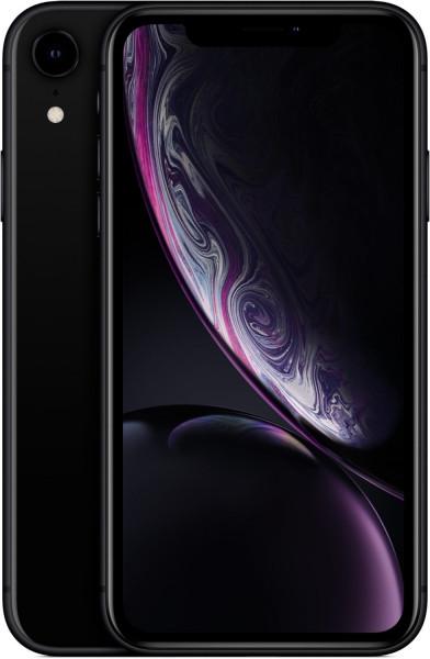 Apple iPhone XR Schwarz 64GB REFURB