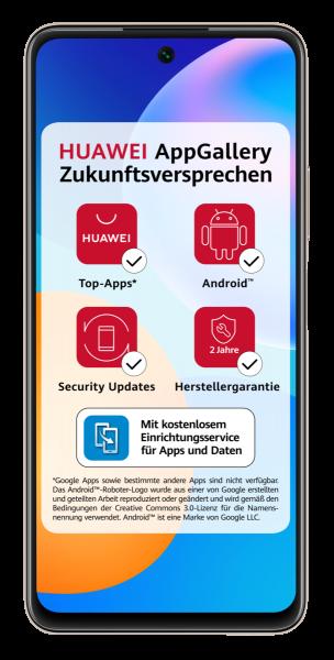 Huawei P smart 2021 DualSim gold 128GB