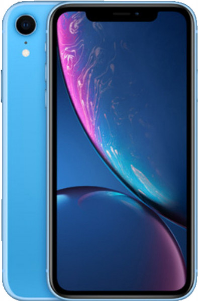 Apple iPhone XR blau 256GB