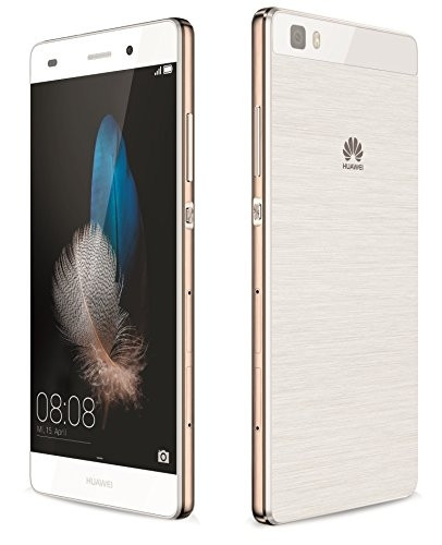 "Huawei P8 lite weiß Android LTE 5"" Dual SIM 16GB Android Smartphone ohne Simlock"