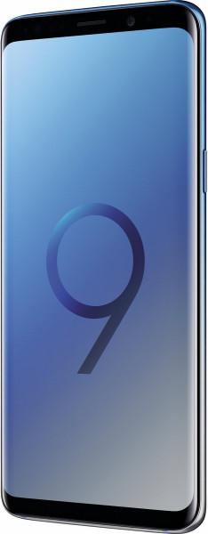 "Samsung G960F Galaxy S9 DualSim Polar Blau 64GB LTE Android Smartphone 5,8"" 12MP"