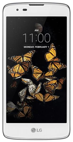 LG K8 weiß Android 6.0 Smartphone 5 Zoll Display 8GB Speicher 8 MPX ohne Simlock