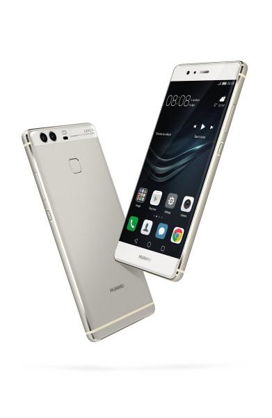 Huawei P9 silber 32GB Telekom